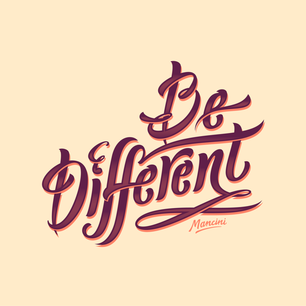 // Be Different