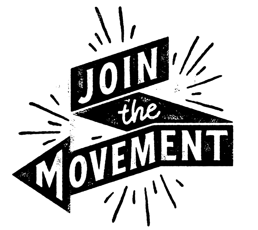 // Join The Movement