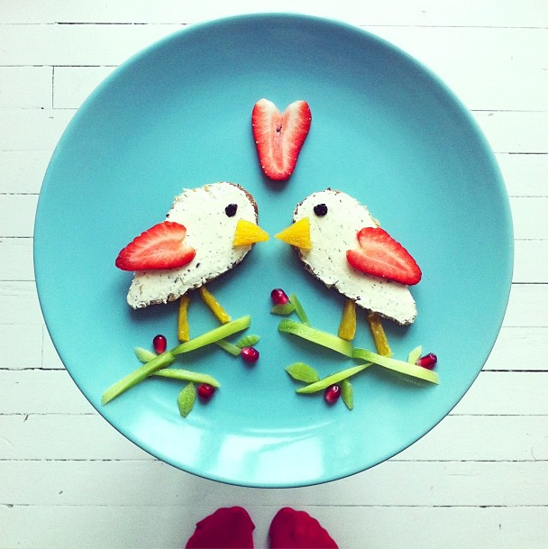 // Food Art Creations