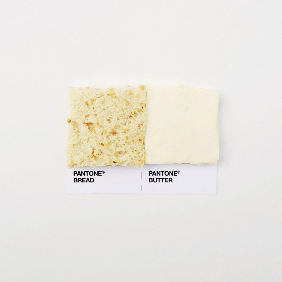 // Pantone - Bread & Butter