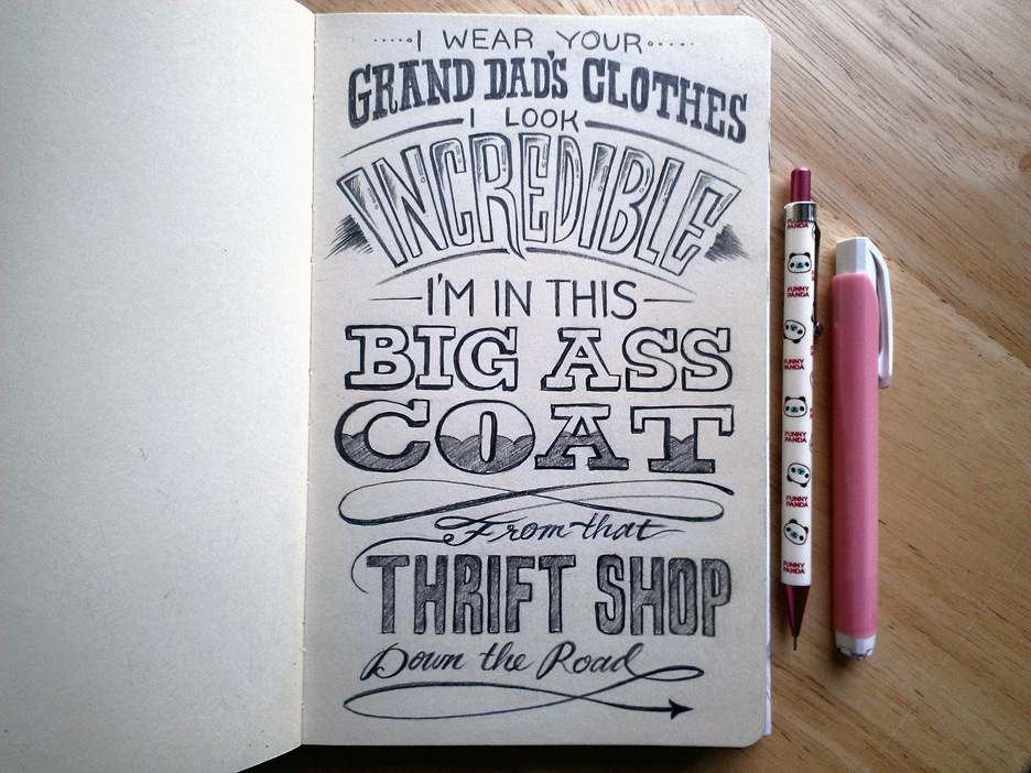 // Thrift Shop...