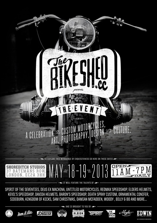 // The Bikeshed