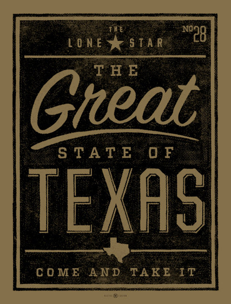 // The Great State of Texas