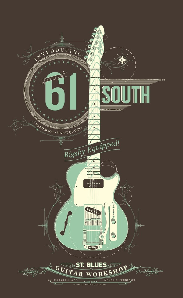 // The New 61 South