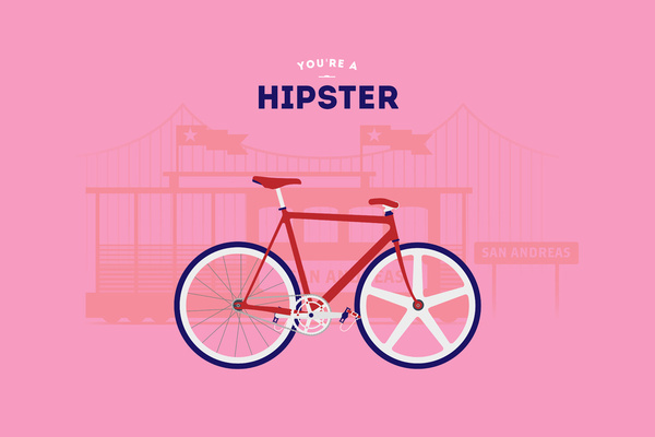 // Hipster