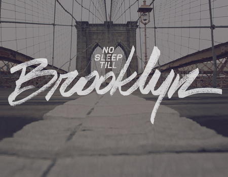 // No Sleep Till Brooklyn