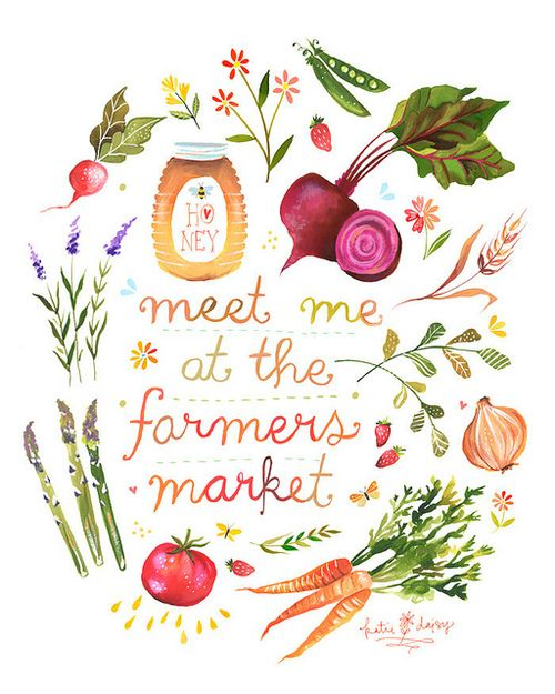 // Meet Me At The Farmers Market