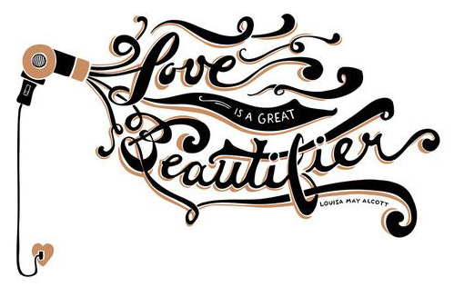 // Love Is A Great Beautifier