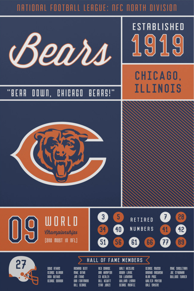 // Chicago Bears