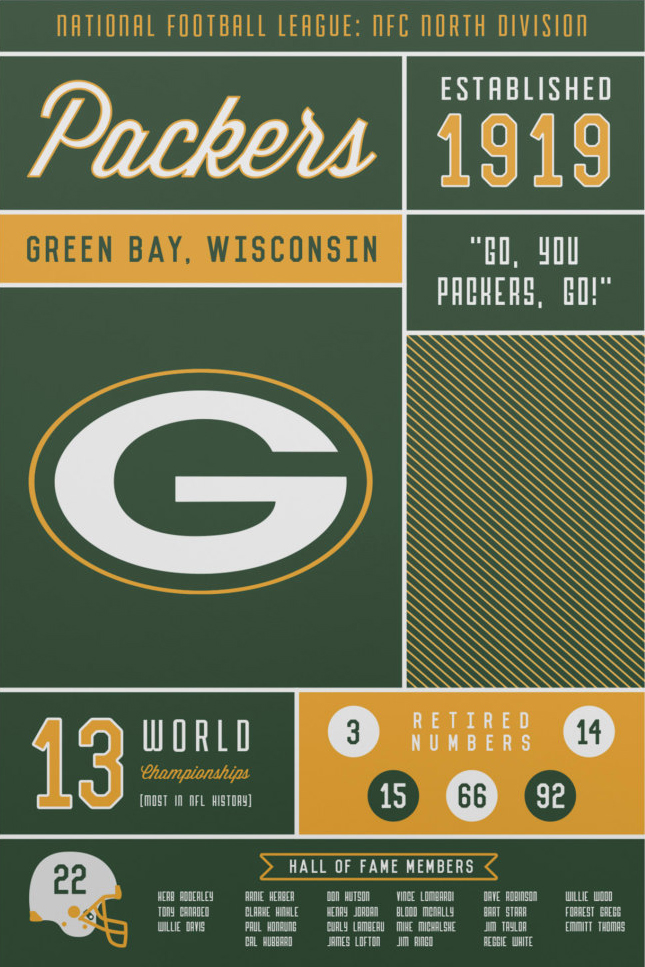 // Green Bay Packers