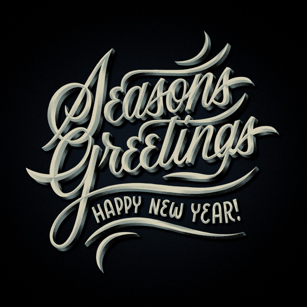 // Seasons Greetings | Happy New Year!
