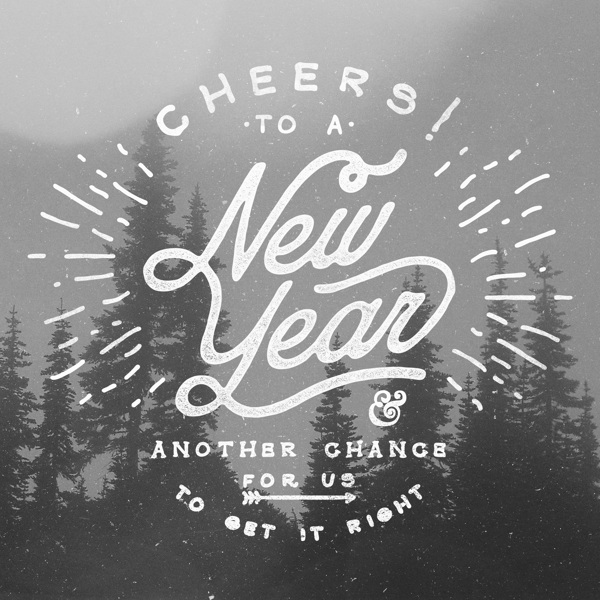// Cheers To A New Year...