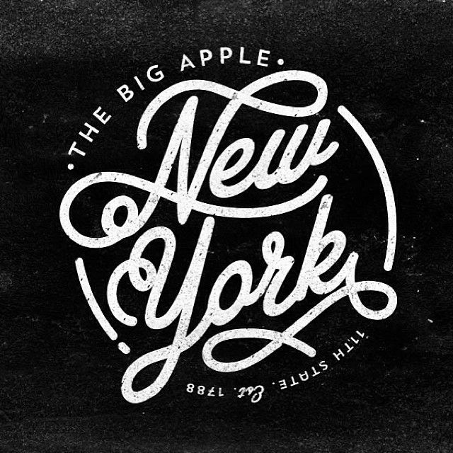 // The Big Apple - New York