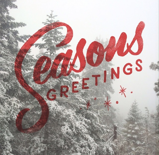 // Seasons Greetings