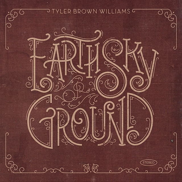 // Tyler Brown Williams Album Cover