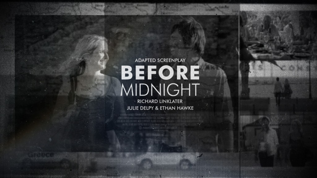 // Before Midnight