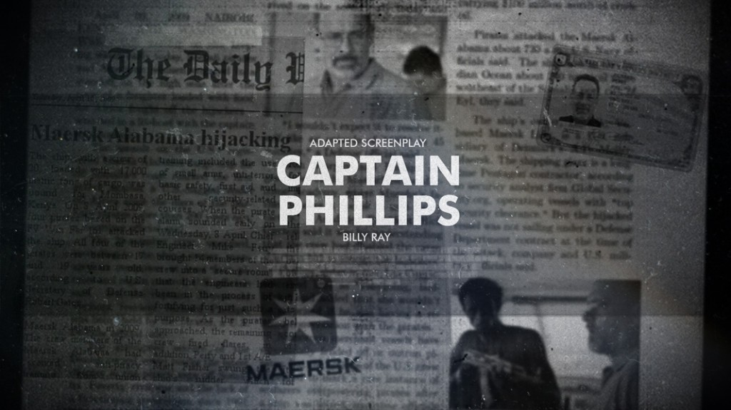 // Captain Phillips