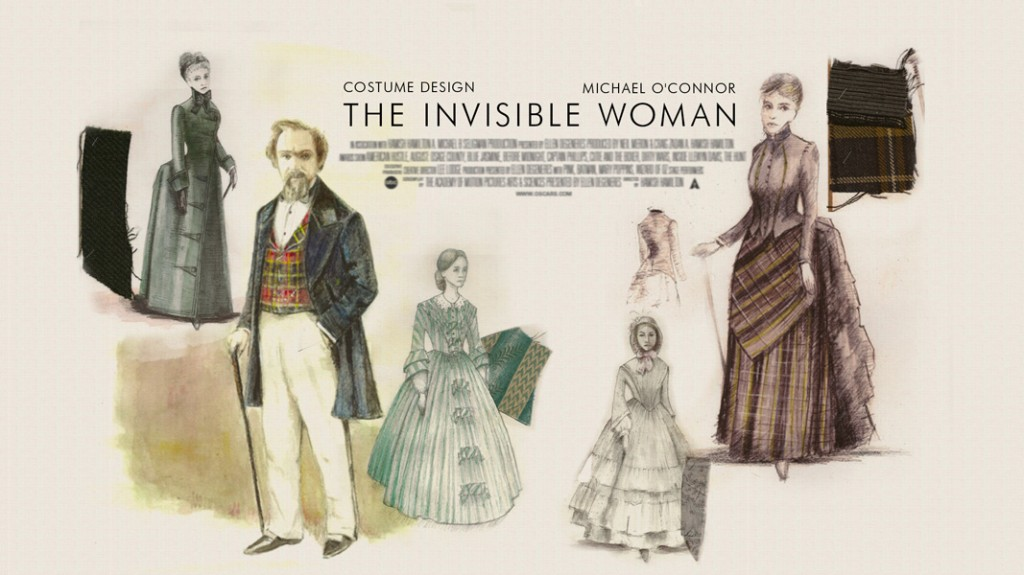 // The Invisible Woman