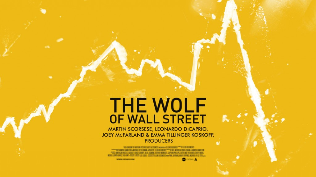 // The Wolf On Wall Street