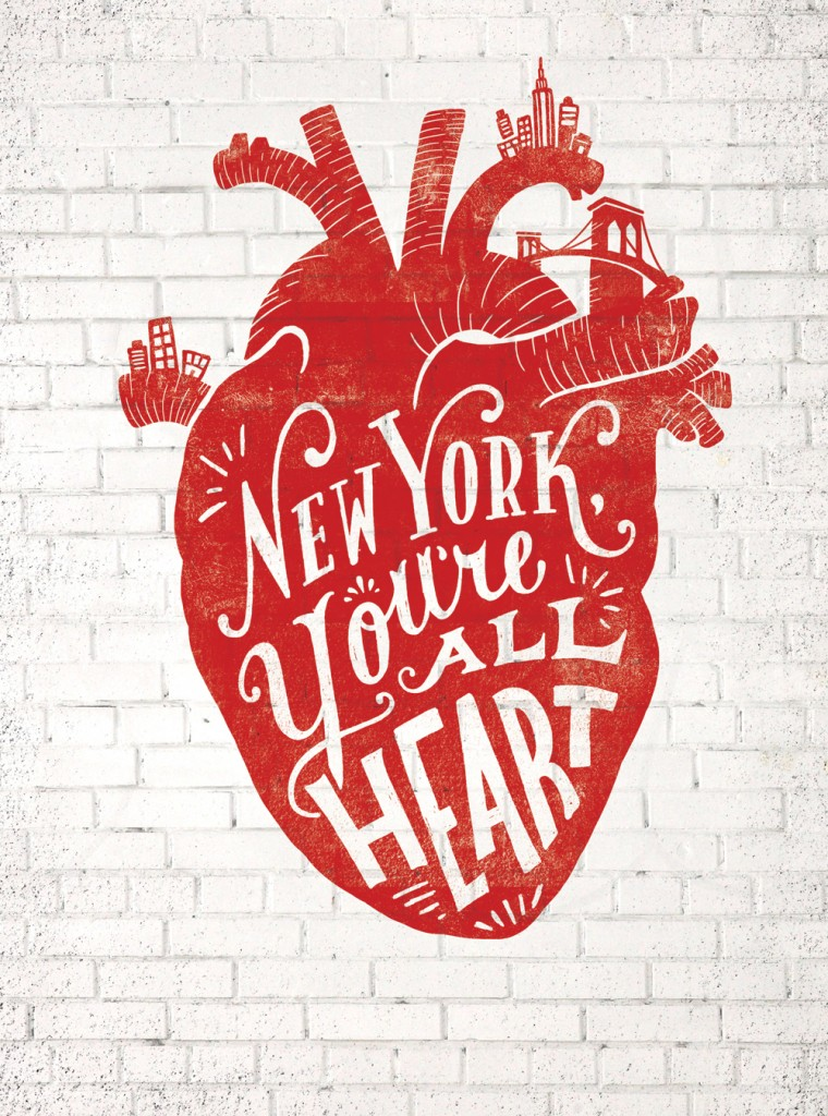 // New York You're All Heart