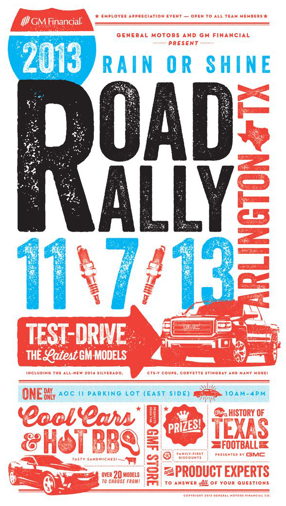 // Road Rally...