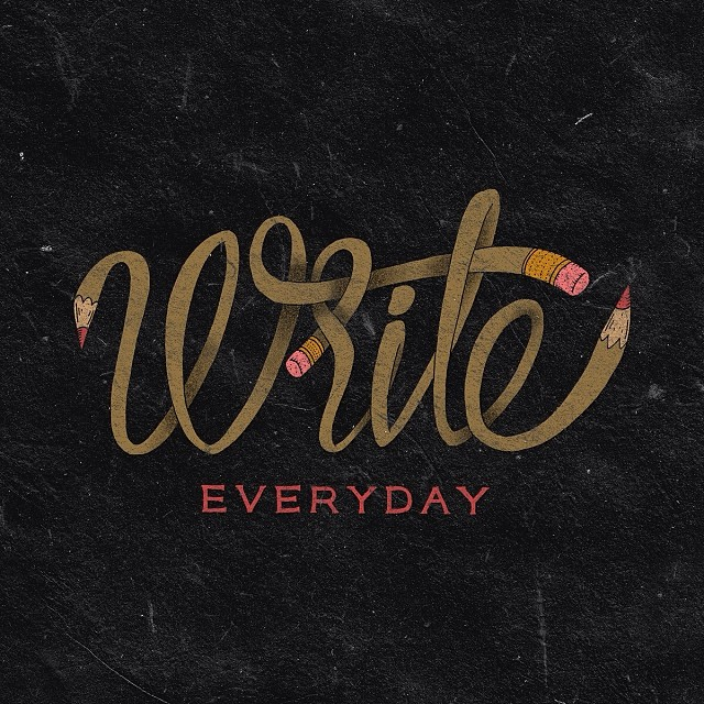 // Write Everyday