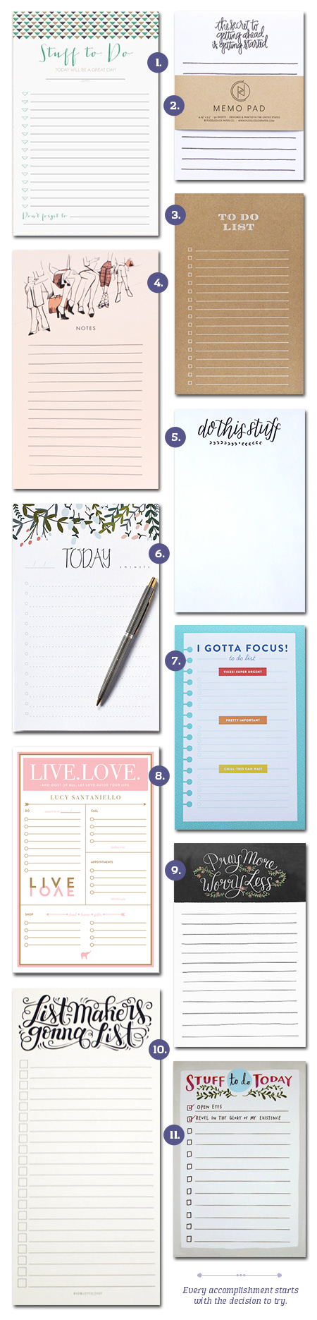 // To-Do Notepads