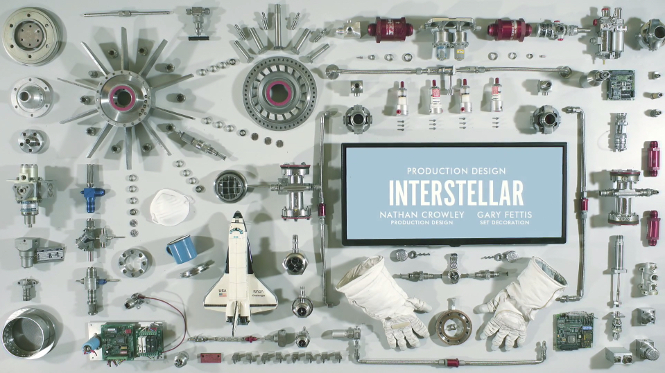 // Interstellar