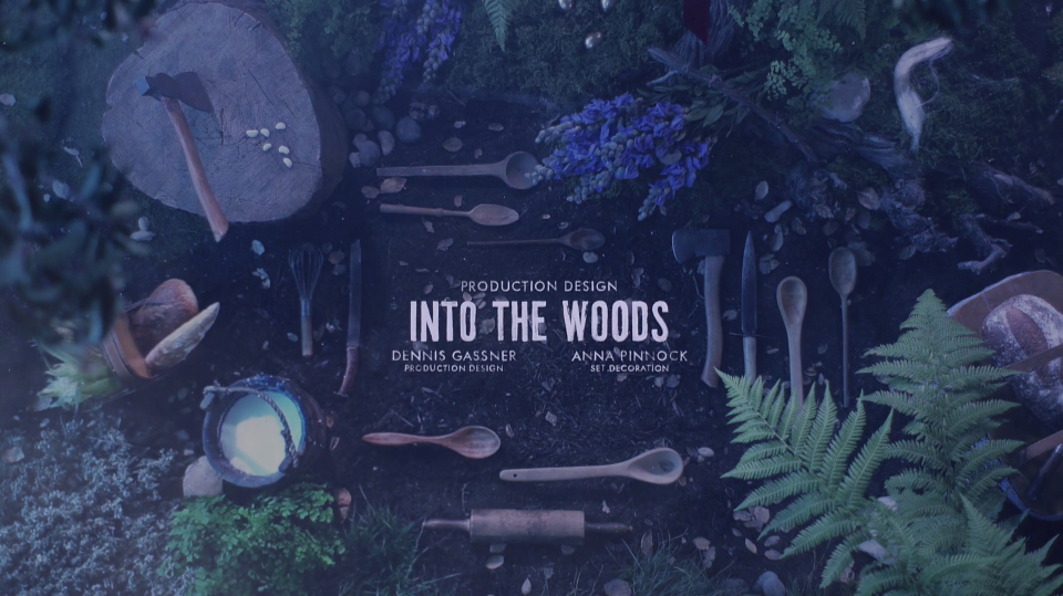 // Into The Woods