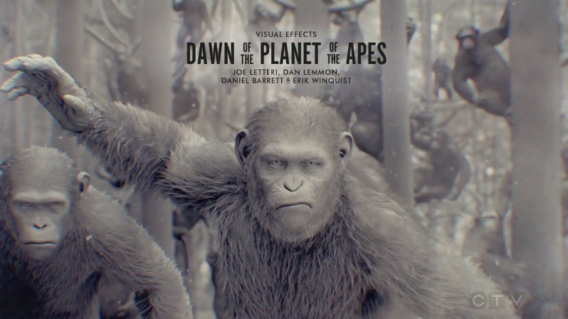// Dawn of the Planet of the Apes