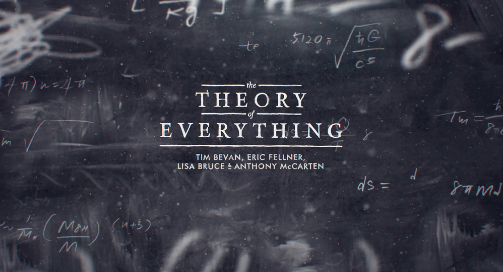 // Theory of Everything