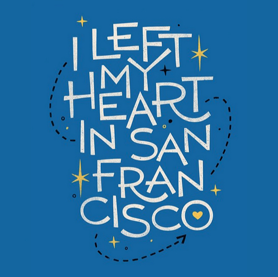 // I Left My Heart In San Francisco